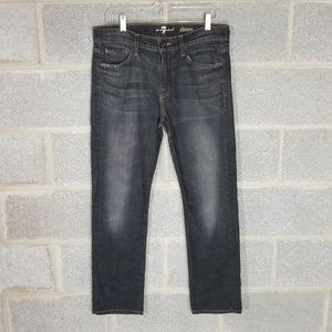 7 For All Mankind Women's Jeans Pant Size 33